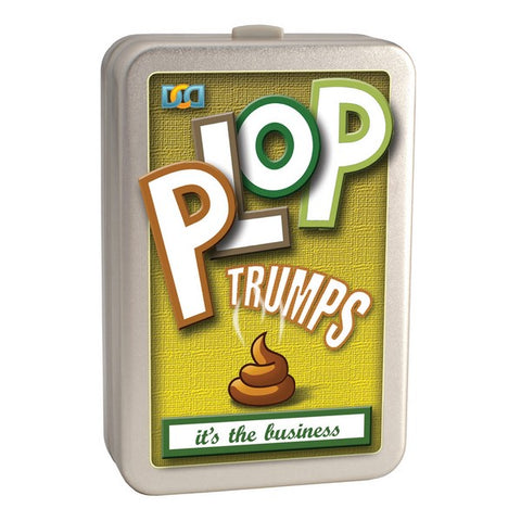 Plop Trumps - children's card game