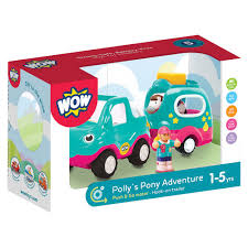WOW Toys - Polly's Pony Adventure