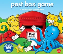 Post Box Game - Children's Game by Orchard Toys