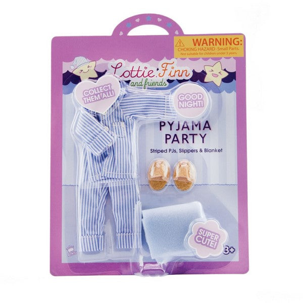 Lottie Doll Accessories - Pyjama Party