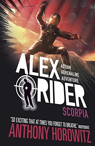 Scorpia (Alex Rider) by Anthony Horowitz  - Children's Book
