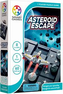 SMARTMAX Asteroid Escape