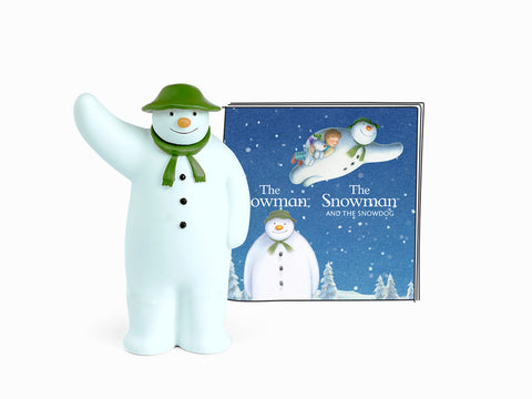 Tonies Story Character - The Snowman and The Snowman and the Snowdog