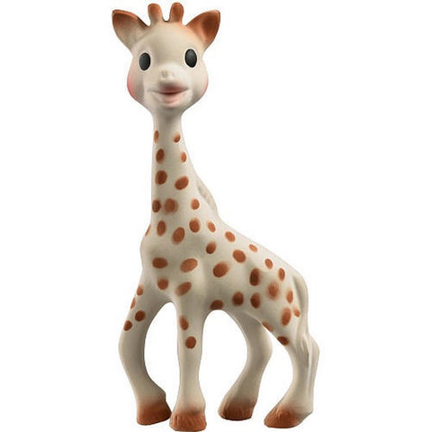 Sophie Giraffe baby teether