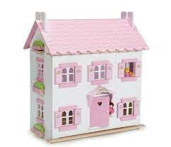Sophie's House - wooden dolls house by Le Toy Van