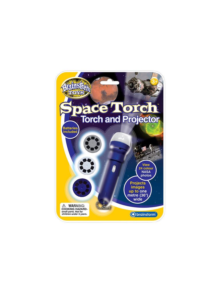 Brainstorm Toys - Space Torch and Projector
