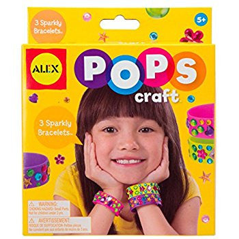 POPS Craft 3 Sparkly Bracelets