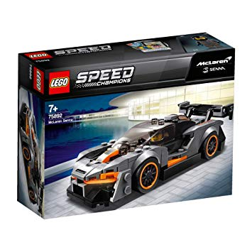 LEGO Speed Champions McLaren Senna Building Kit - 75892