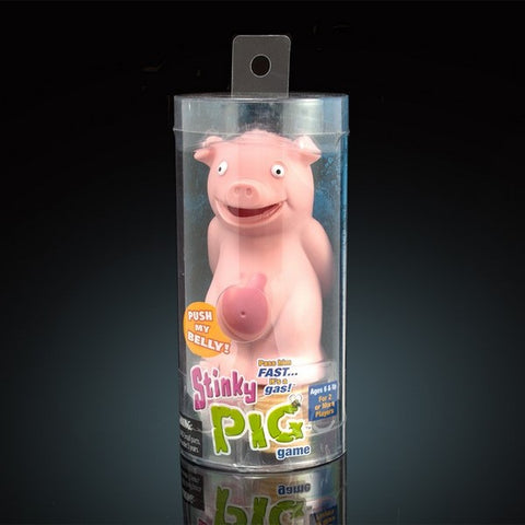 Stinky Pig - children's game