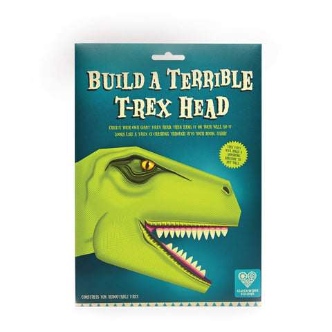 Build a Terrible T-Rex Head Kit
