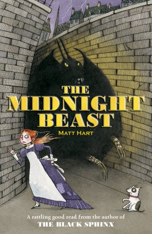 The Midnight Beast by Matt Hart - Children's Book