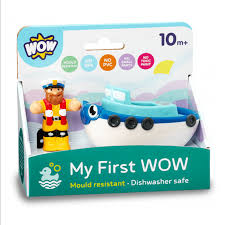 Wow Toys - My First WOW Tug Boat Tim