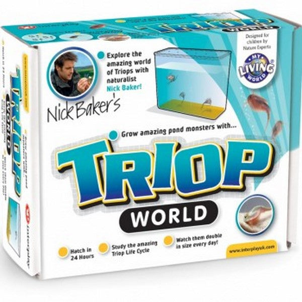 My Living World Triop World by Interplay