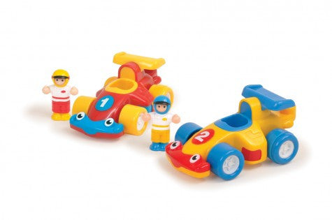 Wow Toys The Turbo Twins