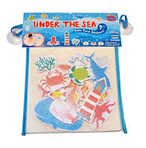 Bath Stickers - Under the Sea