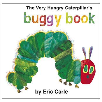 Very Hungry Caterpillar Buggy Book
