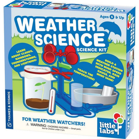 Little Labs - Weather Science Kit
