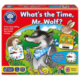 What's the Time, Mr Wolf? - Children's Game by Orchard Toys