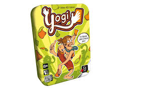 Yogi Card Game - Hilarious game of twisted poses!