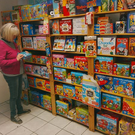Orchard Toys games and puzzles