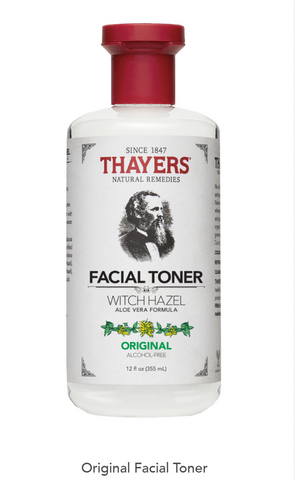 Thayers Alcohol-Free Witch Hazel Toner