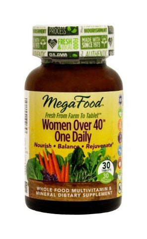 MegaFood Women Over 40 One Daily 30 tab