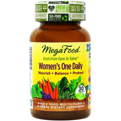 Women's One Daily 30 Tablets