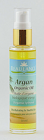 Beaulance Organic Argan Oil 55ml.
