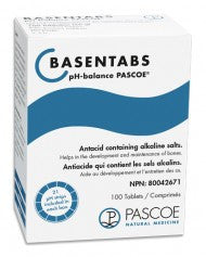 Pascoe Basentabs  pH balance 200 tablets
