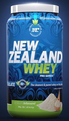 New Zealand Naturals Whey Isolate Unflavored 910g.