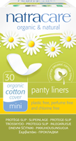 Natracare Mini Panty Liners 30 count