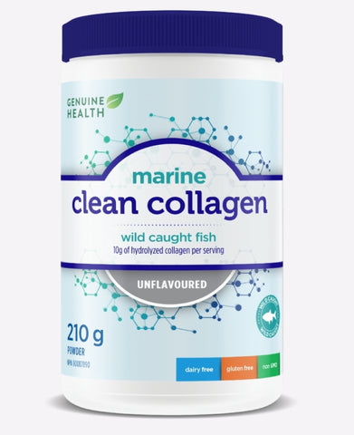 Genuine Health Marine Clean Collagen Unflavored