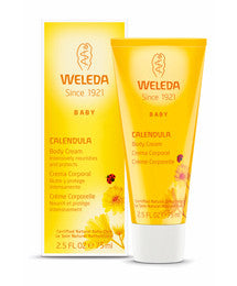 Weleda Calendula Body Cream 75 ml.