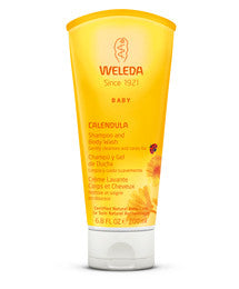 Weleda Calendula Shampoo & Body Wash 200 ml.