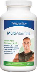 Progressive Multi Active Men 120 Capsules