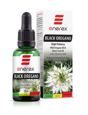 Enerex Black Oregano