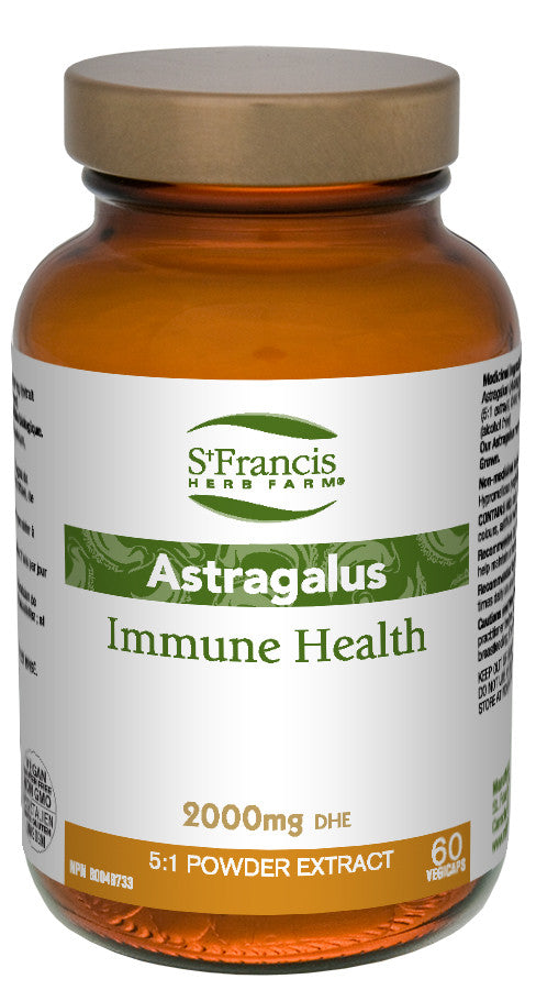 Astragalus Herbal Capsules