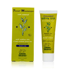 Green Beaver Green Tea Facial Moisturizer 120 ml.