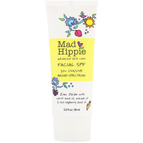 Mad Hippie Facial SPF 30+ 2 oz./ 59 ml.