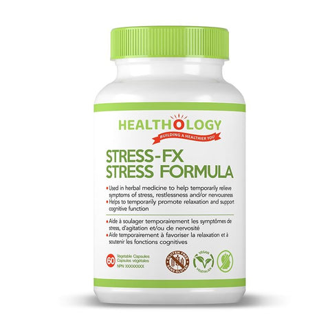 Healthology STRESS-FX 60 vege cap.