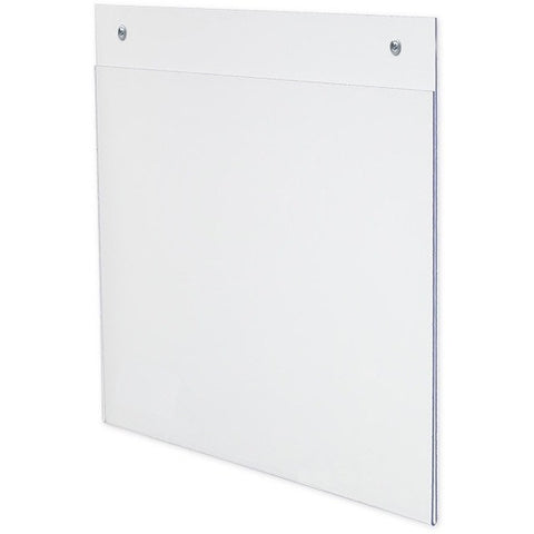 "Wall Mount 11"" x 8-1/2"" Sign Holder"