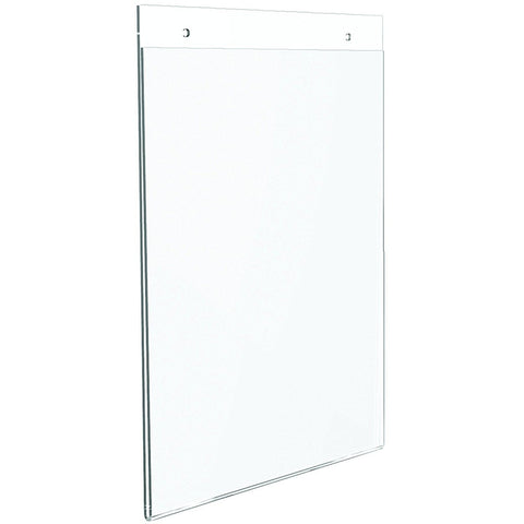 "Wall Mount 8 1/2"" x 11"" Sign Holder"