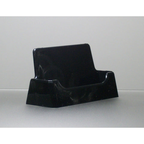 Black Acrylic Business Card Holder