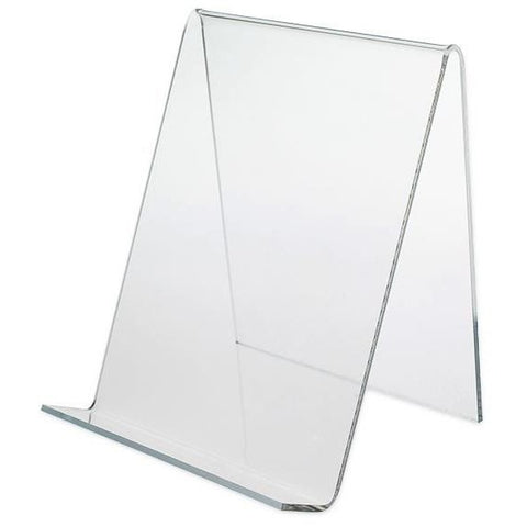 Clear Acrylic Book Easel