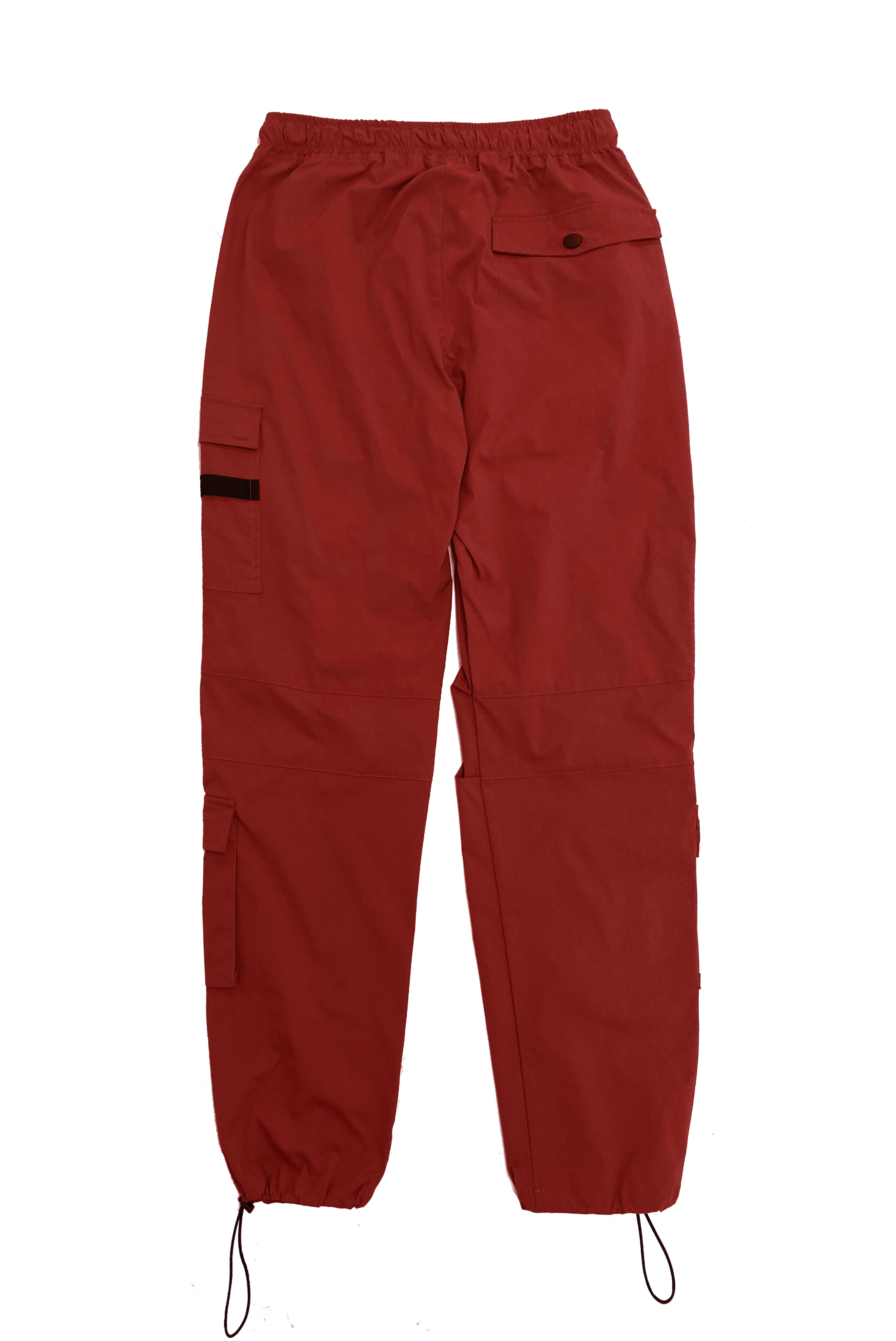 Red Utility Pant