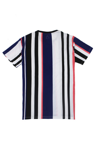 White Stripe Tee - American Stitch