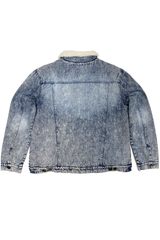 Acid Blue Denim Jacket