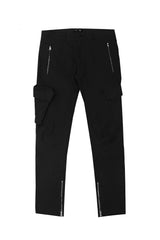 Black Pop Out Cargo Pant - American Stitch