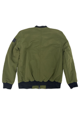 Green Reflective Jacket