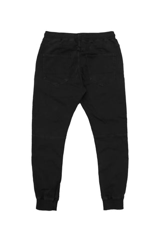 Black Dyed Jogger